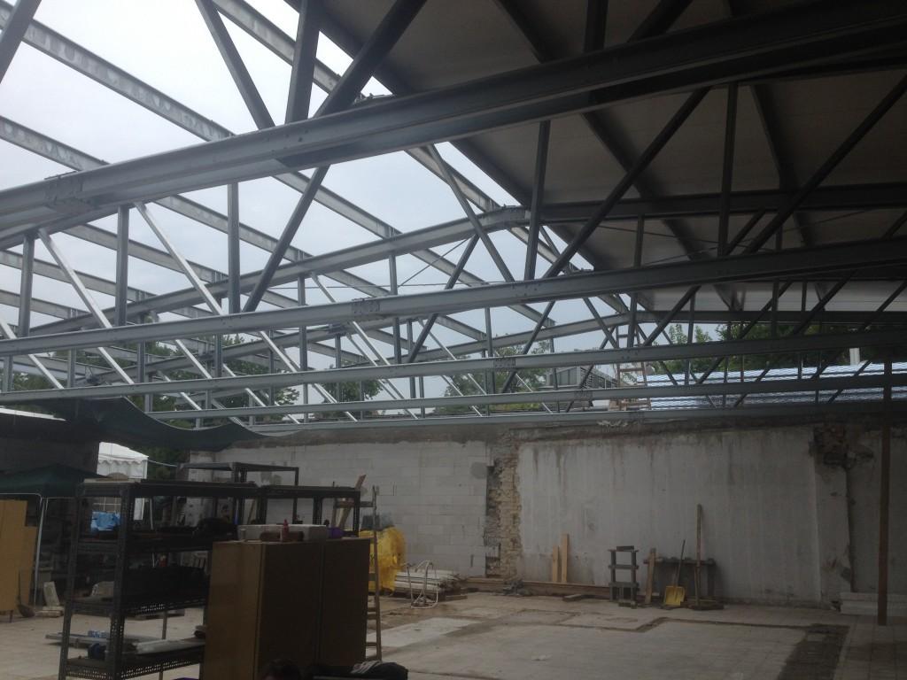 Dunakeszi, Autóalkatrész gyár 2014